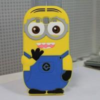 Minion Silicone Soft Case For Samsung Galaxy Grand Duos i9082