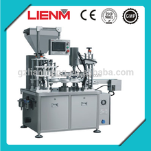 Automatic Rotary Filling and Capping Machine For Cream or Liquid Products Filler