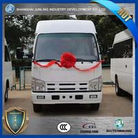 Economical Price 4X2 New China Manufacture 15 Passenger Mini Bus price