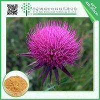 100% Natural Powdered Milk Thistle Dry Extract 80% Silymarin UV 30% Silybin