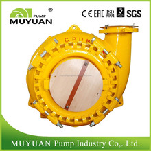 corrosion and abrasion resistant Centrifugal Sand Pump