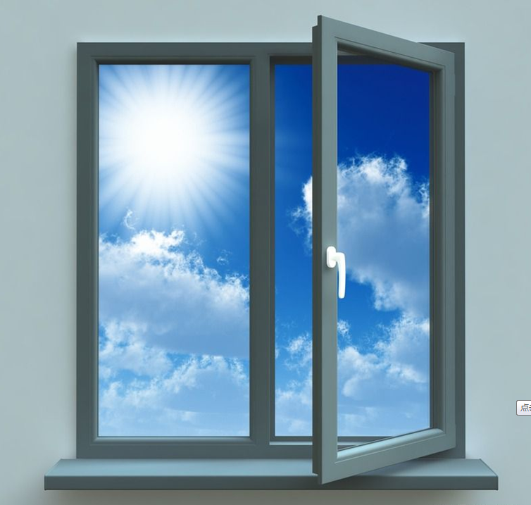 Transom Windows A Useful Design Element: Aluminium Windows With Flyscreen Used In Residential Or