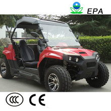 Factory 2015 new 200cc side by side tractor utv