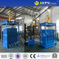 High strength Y82 vertical leftover paper compacting machine export