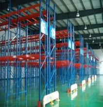Selective Rack for American Type Pallet
