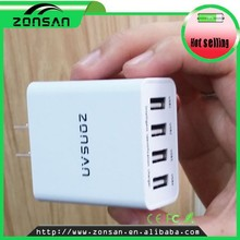 CE,RoHS,FCC Approved ac/dc wall charger , ODM/OEM quick deliver power sockets with US EU plug