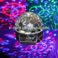 GALAXY MP3 player magic ball laser lighting/christmas light/disco light