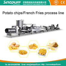 Potato Sticks Equipment