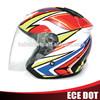 HX new model racing helmet open face helmet