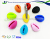 cell phone accessories mobile phone accessories mini silicone horn loudspeaker