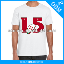 Popular Style Men's Fashion T-Shirt With Printing
