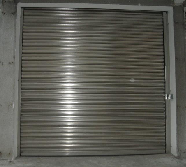 Aluminum Rolling Doors : Iron rolling door metal up galvanized steel