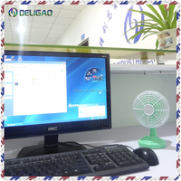 hot sales usb or battery desk fan/mini oscillating fan