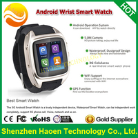 Original 1.54Inch IPS Touch Screen 5.0Mp Camera Smart Wrist Watch 3G Celulares Android 4.4 Waterproof Lady Watch Phone Wifi