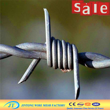 corrosion-proof/anti-aging/sunshine/durability/barbed wire (BV&CE&ISO Certification)