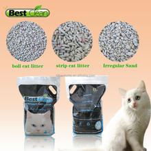 best clean brand flavor cat sand pet litter