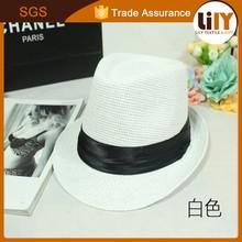 100% acrylic flopy newest fashion unisex woven hats