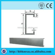 Galvanized steel coil price c channel roof truss