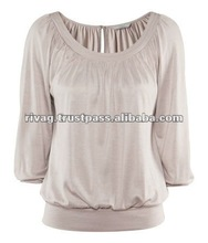 Girls Deep Neck Top