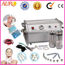 Best facial diamond microdermabrasion crystal peel beauty machines Au-8304A