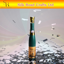 hot sale low price champagne bottle party poppers