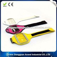 neoprene meterial sport armband