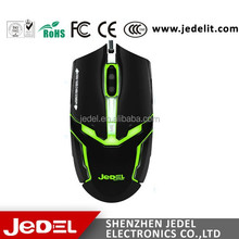 New best Selling Jedel Wired USB mouse gaming/Gaming Mouse