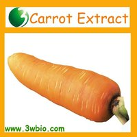Pure Beta-Carotene from 3W Botanical Extract