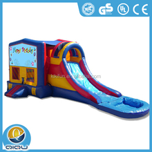 2015 cheap durable 18ft inflatable slide for sale