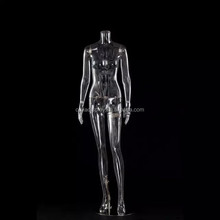 popular new design invisible mannequin, headless female display mannequin
