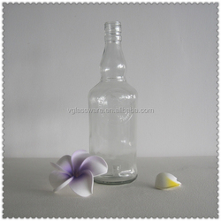 Glass bottle silicone sleeve black frosted glass bottle