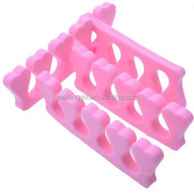 Professional Quality EVA/Sponge Finger/Toe Separator for Nail Beauty Tools