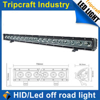 2014 hot! 30 inch 90W LED Light Bar/auto led working light/led car door logo laser projector light