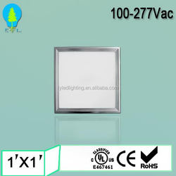 UL CUL Listed 5 years warranty Led Panel Light 300x300mm China supply