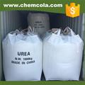 China alto uso 46% densidade de fluxo livre porosa de uréia granulada uma