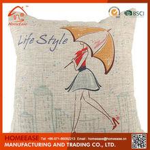 Portable high quality fashion soft square cushioning