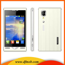 """Latest 3.5"""" Touch Screen Camera Quad-band Dual Sim TV Cheap Cell Phone From China D57"""