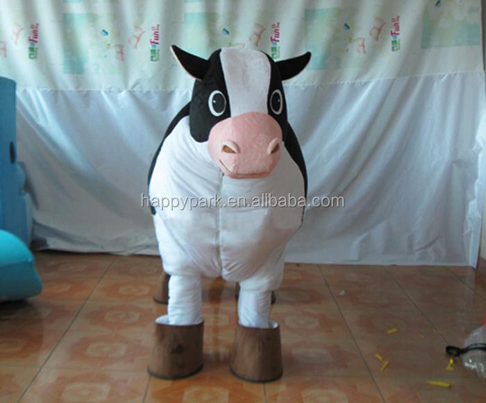 Карнавальные костюм коровы своими руками 129