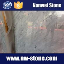 High quality Italian white carrara marble m2 price