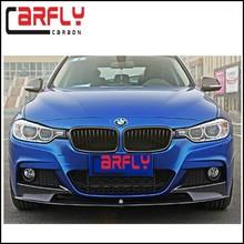 2012-2014 Carbon Fiber Front Bumper Lip for BMW F30 3-Series M-Performance Body kits