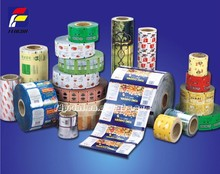 China Manufacturer Packaging Roll Film/ Custom Printed Auto Packing Roll Stock