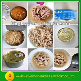 chunk canned tuna in 25g vegetable oil hot sale canned tuna in oil