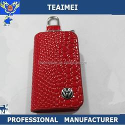 2015 High Quality Genuine Leather Car remote Key Bag Leather key Case