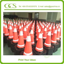 customize traffic cones black solar traffic cone light with cheap price