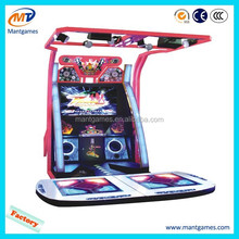 E-Dance Station(E-DS) Hot Selling Coin Operated Music Video Game For Sale