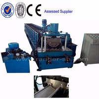 Shanghai Allstar Used gutter roll forming machine for sale with good price