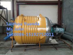Hot Melt Glue Making Reactor/Resin Reactor/Oil Heating steam heating electric heating reaction tank