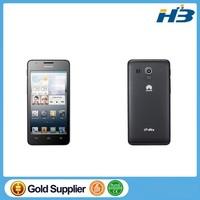New huawei G520 phone android 4.4.3 MTK6592 Octa Core 2GB ram 4.5'' 850x480 dual SIM quad core mtk6589 mobile phone