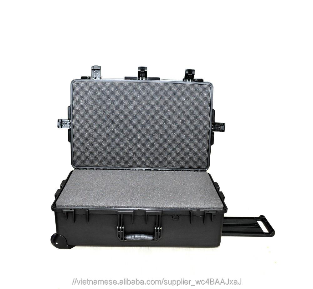 sản phẩm Vali nhựa bảo hộ cho video M2950 Tricases Thượng Hải Trung Quốc
