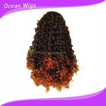fashionable braided wig